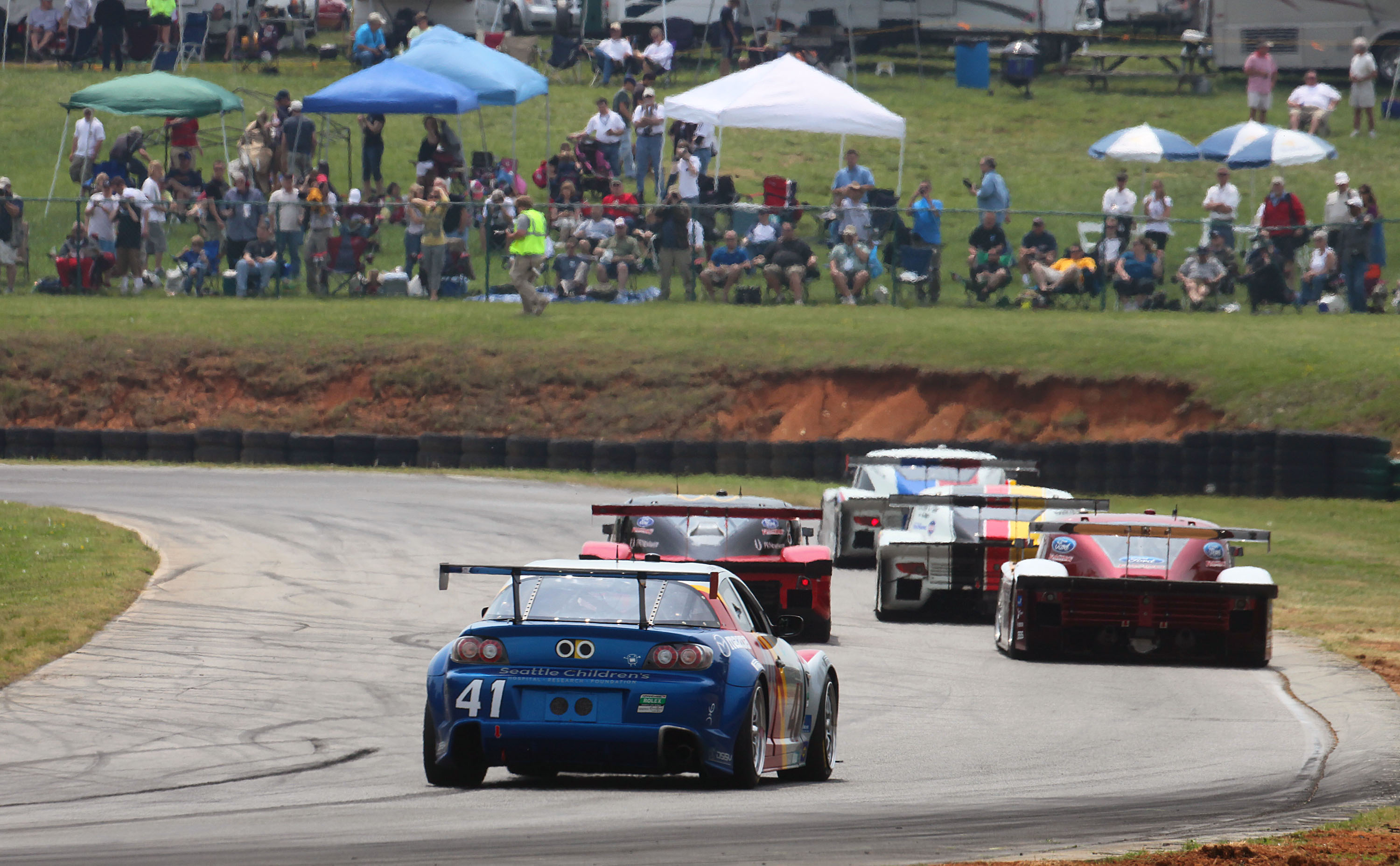 Rolex Series Sets Two Post-Season Tests at VIR, Miami