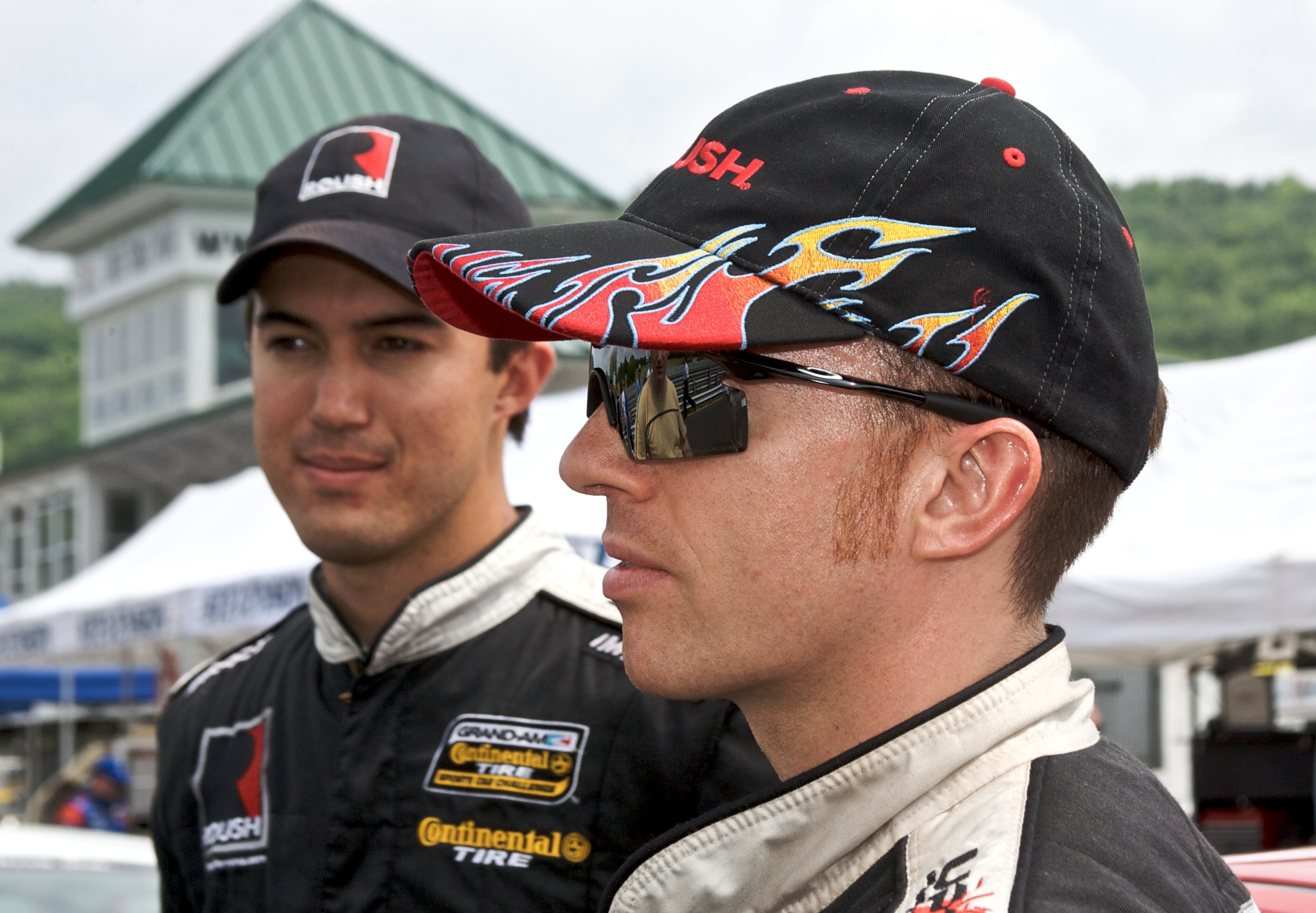 Roush Jr. Has Record Season in Continental Tire Sports Car Challenge