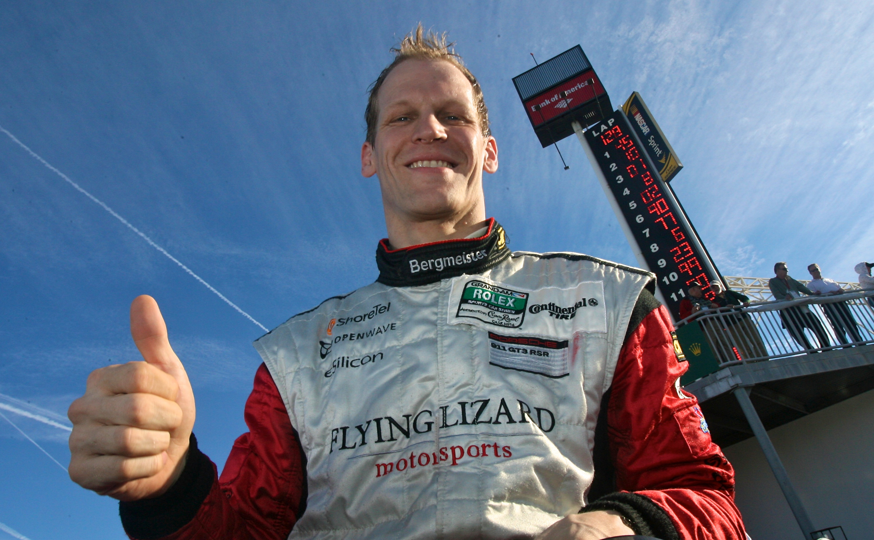 Flying Lizard Returns to Daytona, Will Field GT Porsche in Rolex 24