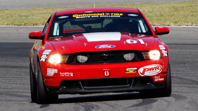 Blackstock, Buford Join Roush Performance for 2012