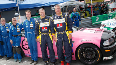 GRAND-AM Mourns Loss of Driver Mark Hillestad
