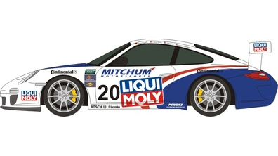 Mitchum Partners with Liqui Moly to Return to Rolex 24