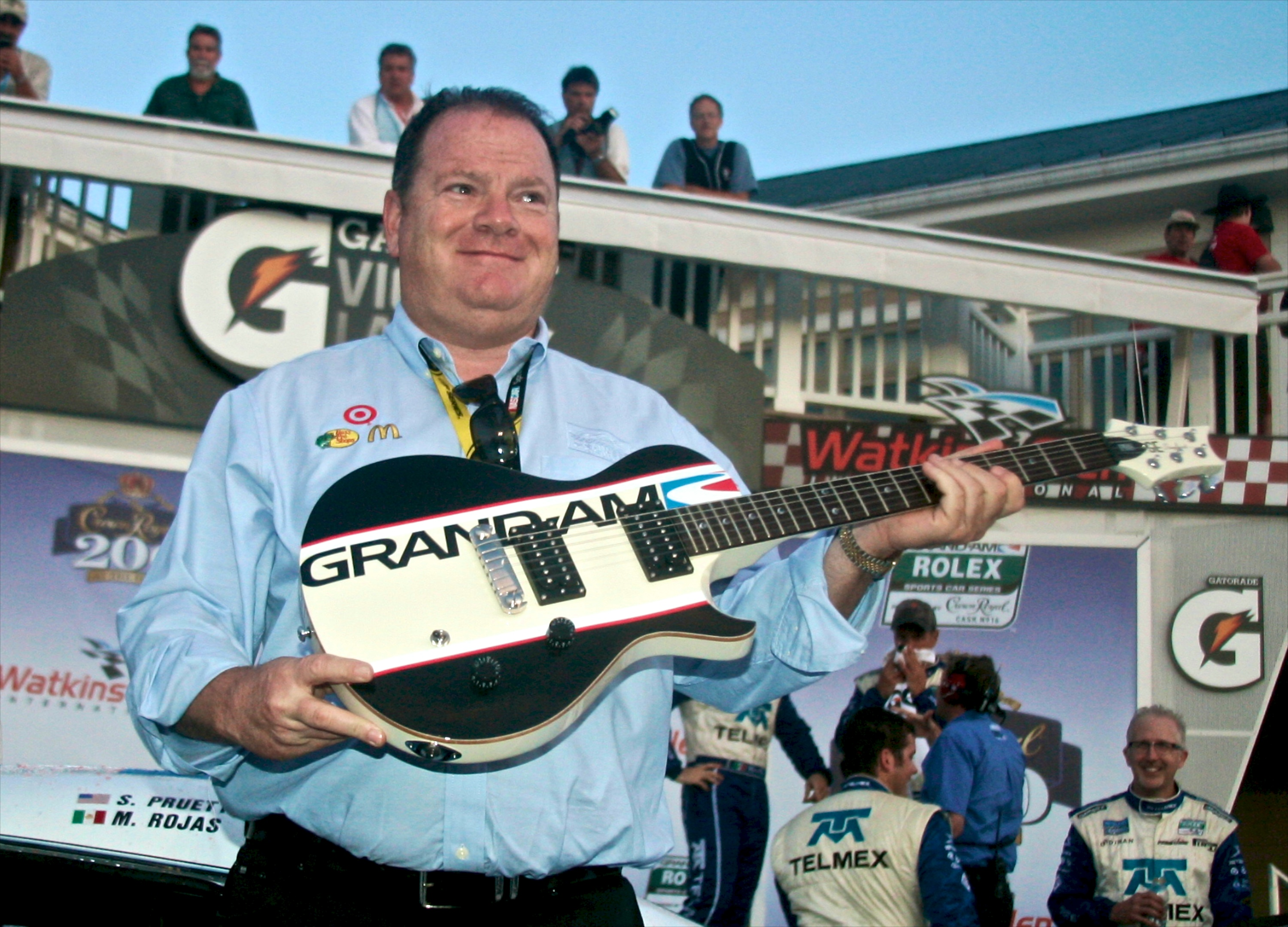 Another Major Honor for Ganassi