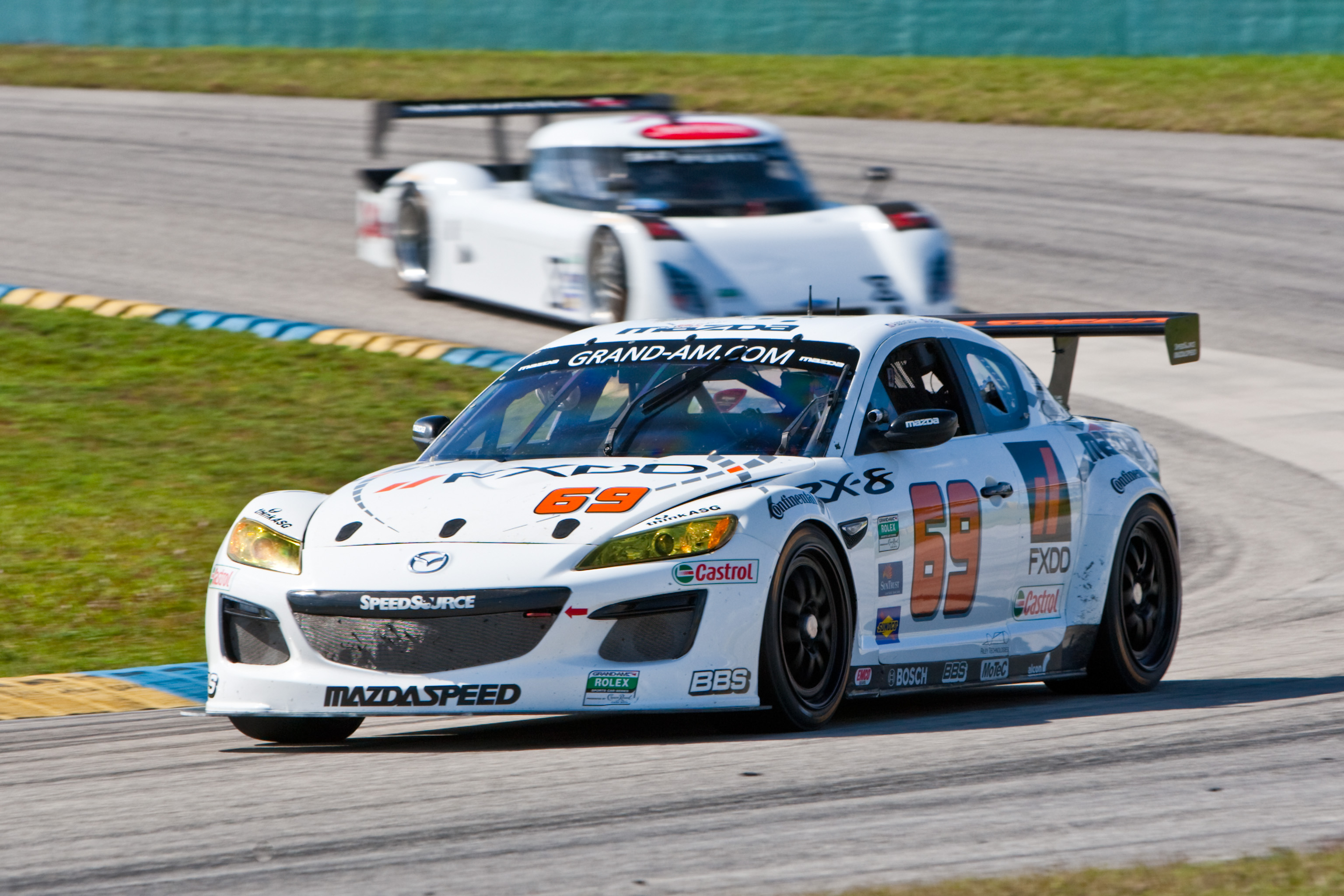 SpeedSource Enters Two Mazdas for Rolex 24 At Daytona