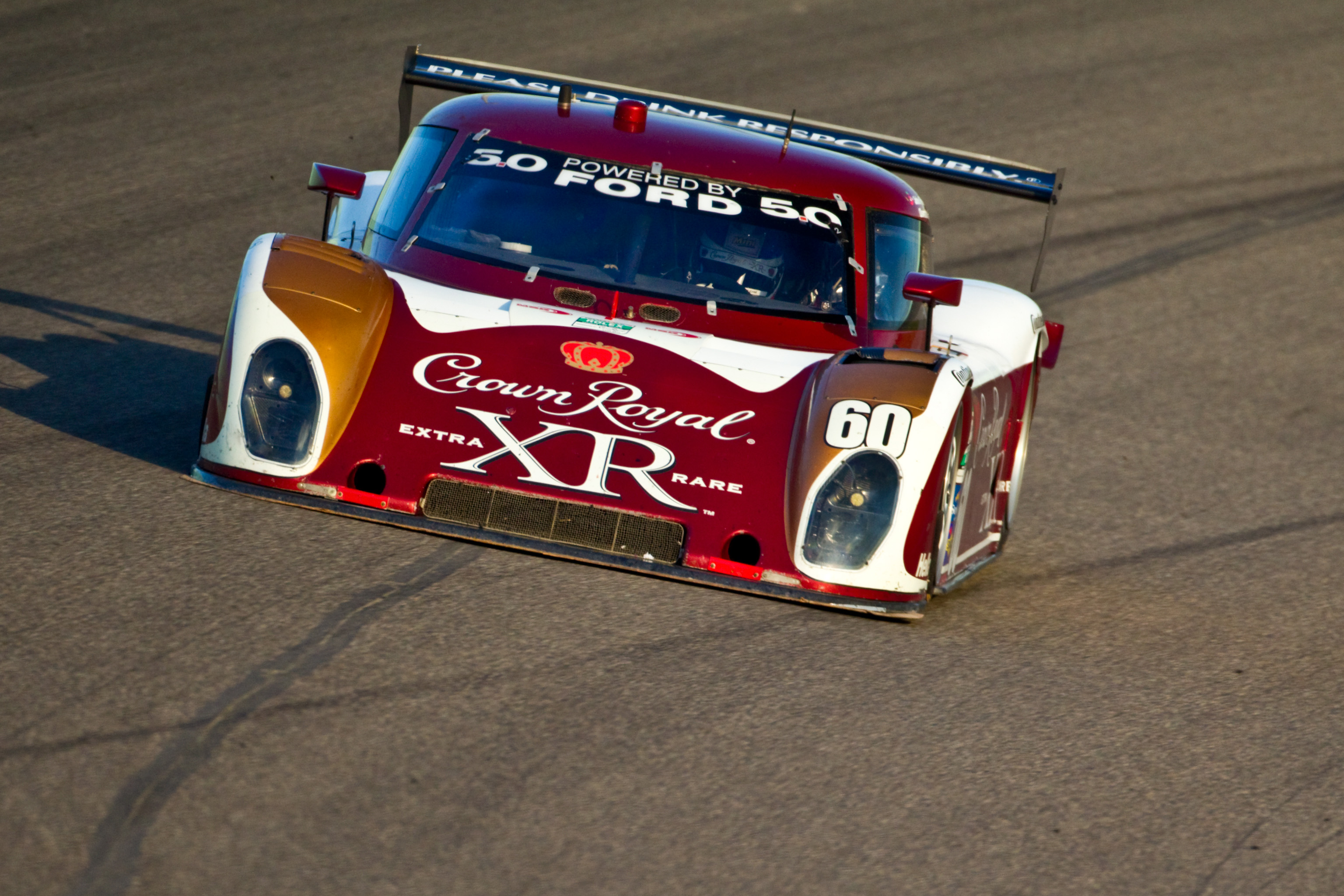 Crown Royal XR Extends Partnership With Michael Shank Racing