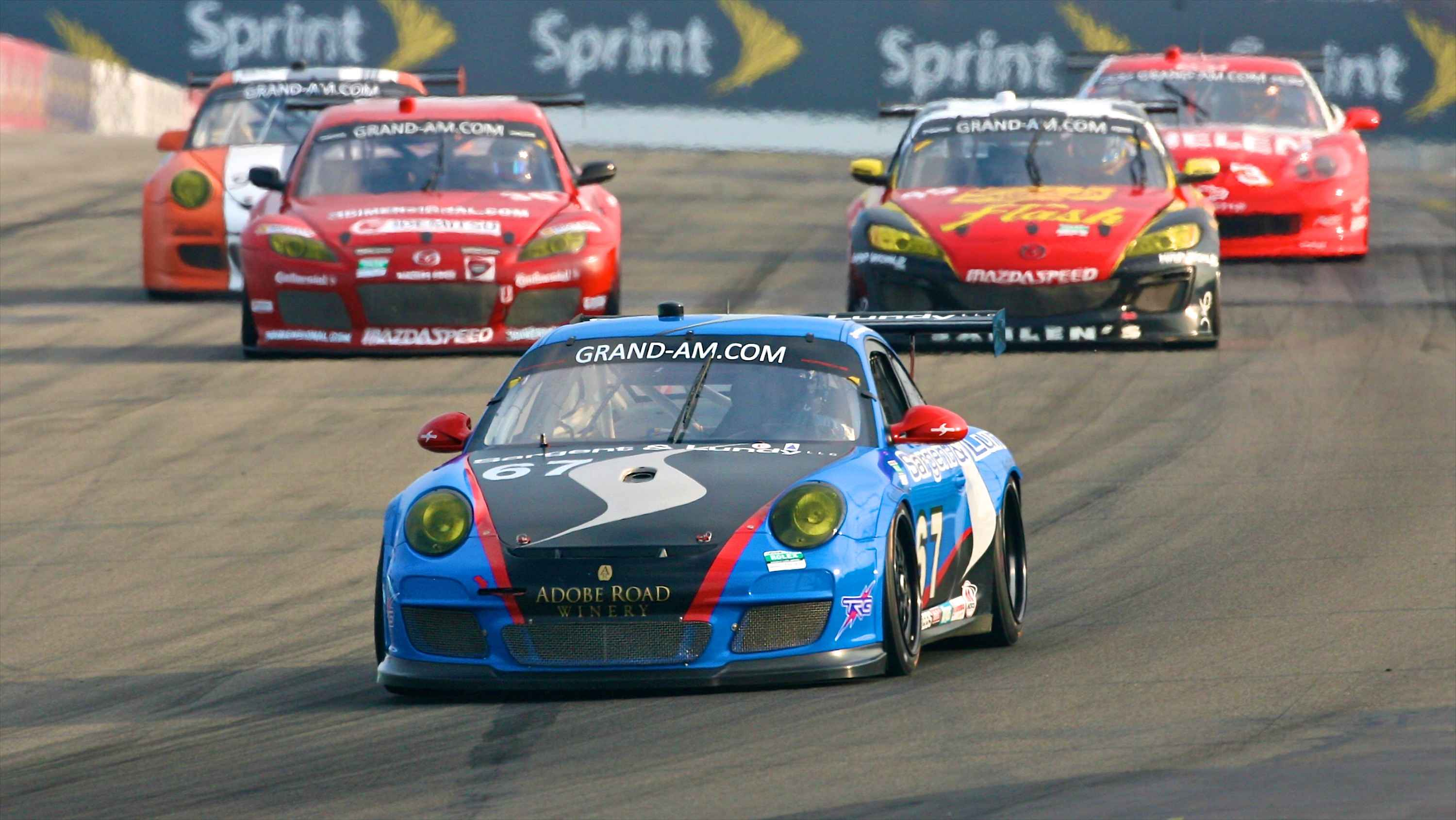 TRG to Unleash Five-Car Armada at 50th Rolex 24 At Daytona