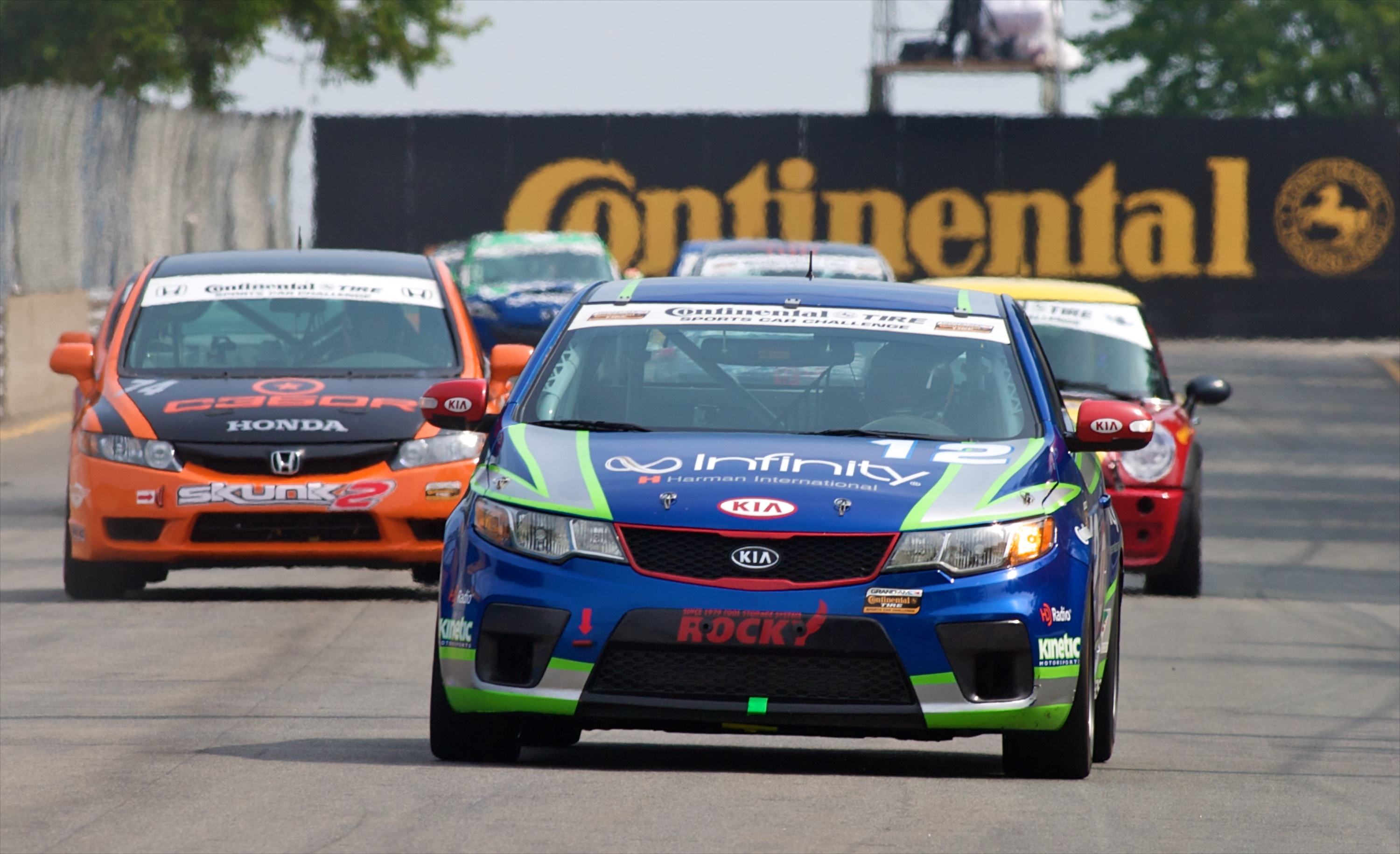 Kia Returning to GRAND-AM for 2011